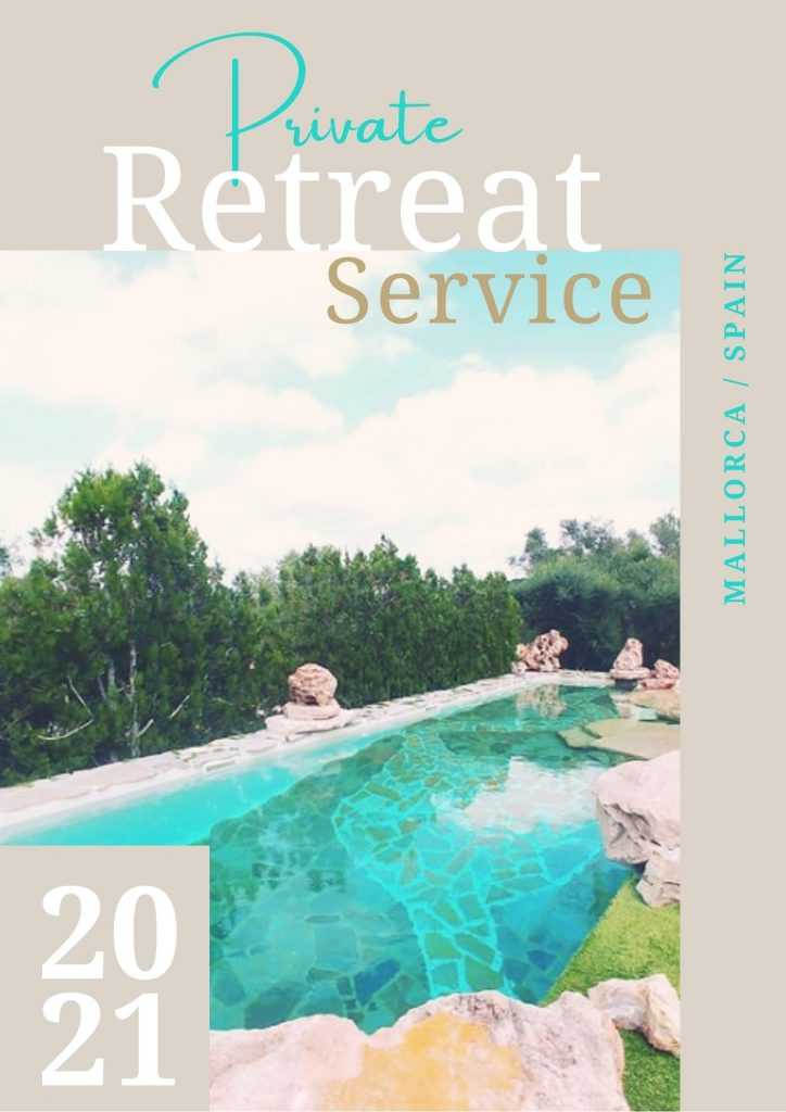 Private Retreat Service Deep Healing Experience Mallorca