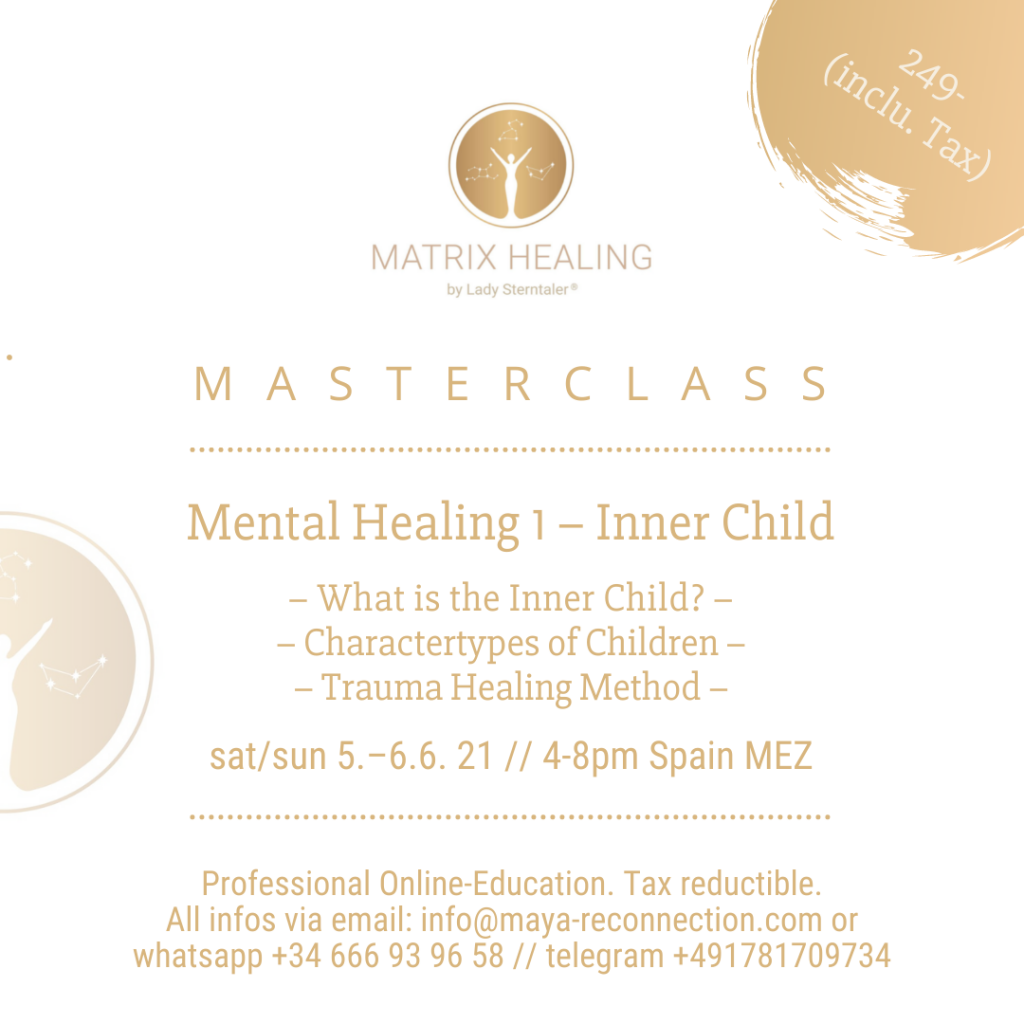 mayareconnection_mastrix_healing_education_masterclass